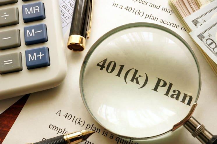 401k retirement plan