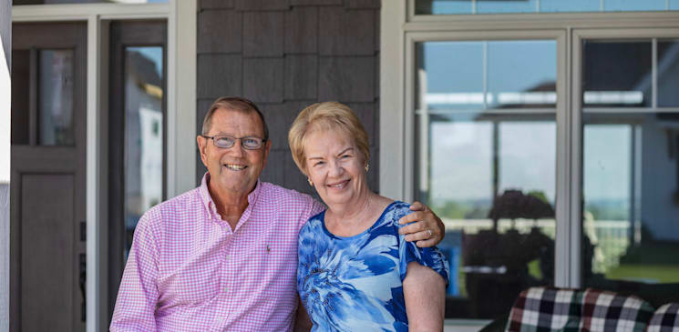 CATCHING UP WITH JERRY & DONNA SMITH IN RETIREMENT