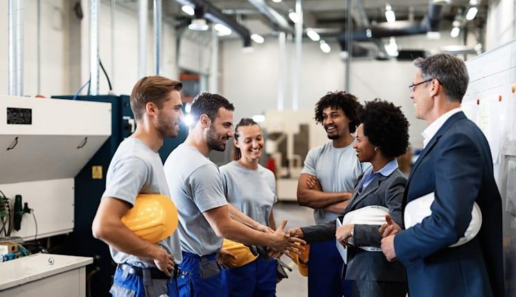 Culture & Retention in Manufacturing