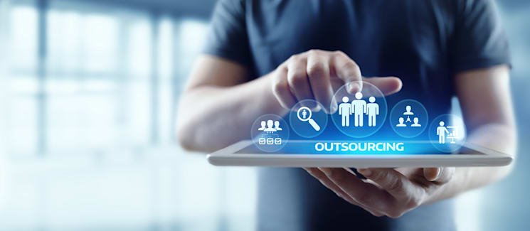 Outsourcing Drives Efficiency at Financial Institutions